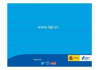 LAS PRINCIPALES CIFRAS DE LA SINIESTRALIDAD VIAL EN ESPAÑA DURANTE 2012