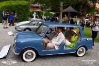 Un curioso Austin Seven Beach Car de 1960.