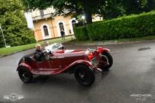 Precioso el Alfa Romeo 6c 1750 Gran Sport Zagato de 1930.
