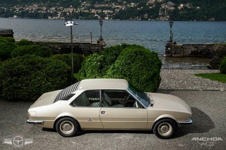 BMW Garmisch, recreación del prototipo diseñado por Marcello Gandini en 1970.