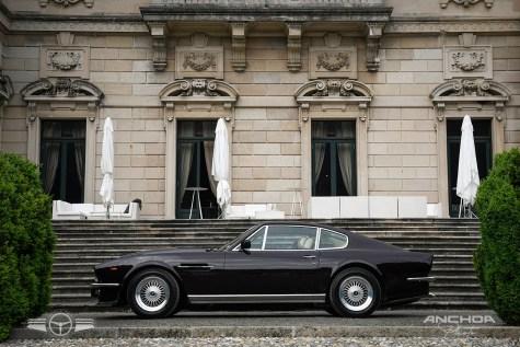 El Aston Martin V8 Vantage de 1985 que perteneció al gran Elton John.