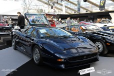 Espectacular Jaguar XJ220 de 1992