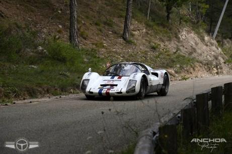 Porsche 906 Carrera 6 de 1966