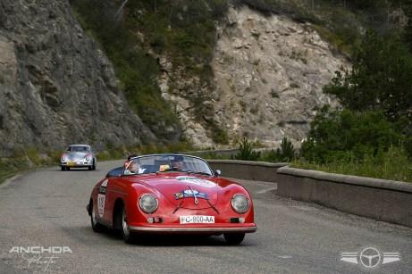 Porsche 356 Speedster 1600 de 1958
