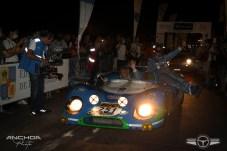 Llegada del Matra MS 650 al final del Tour
