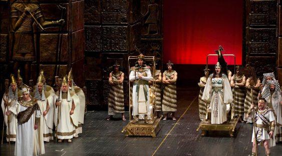 Aida la Opera Nationala