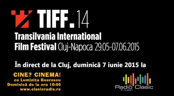 TIFF – în direct