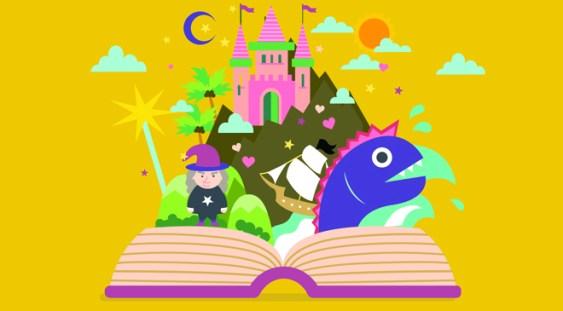 Noi, cei mici – târg de carte pentru copii 1-3 iunie