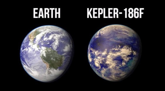 Un  nou Pământ – Kepler-186F