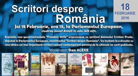 Scriitori despre România