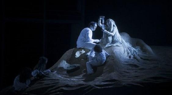 """Opera """"Oedipe"""" revine pe scena Operei, cu baritonul Andrew Schroeder în rolul titular"""