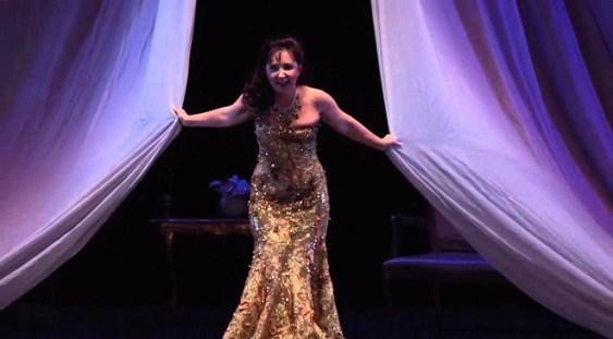 Soprana Elena Moșuc revine pe scena Operei Naționale București