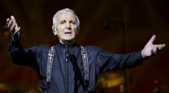Concertul lui Charles Aznavour din 28 aprilie, mutat la Sala Palatului