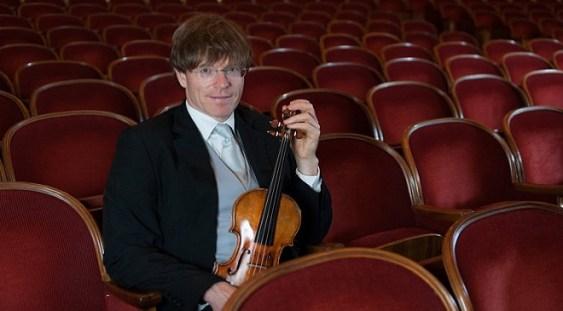 Recitaluri cu concertmaestrul filarmonicii din Viena