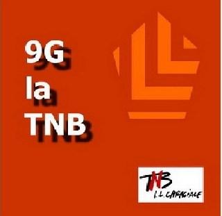 Concurs de proiecte: 9G la TNB – ediția a III-a