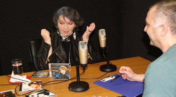 Margareta Pâslaru la Radio Clasic