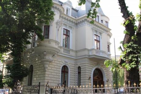 Concert la Centrul Rus de Știință și Cultură
