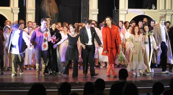 """""""Don Giovanni"""" revine pe scena Operei Iași"""