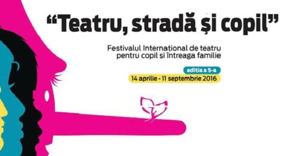 """Festivalul Internaţional """"Teatru, Stradă şi Copil"""""""