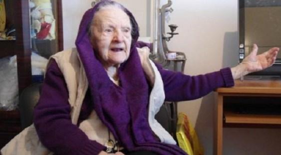 Pictoriţa Medi Dinu a murit la 107 ani