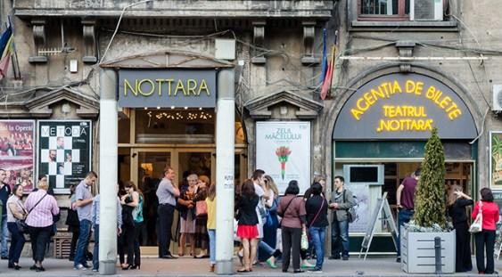 Teatrul Nottara îşi redeschide sălile de spectacol din bd. Magheru