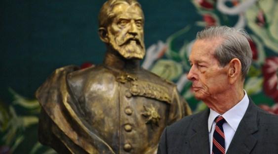 M.S. Regele Mihai la 95 de ani