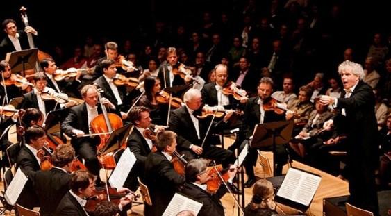 Muzica lui Enescu revine în programul Filarmonicii din Berlin