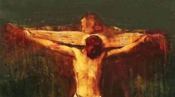 """""""Christ"""", de Adrian Ghenie, adjudecat contra sumei de 125.000 de euro"""