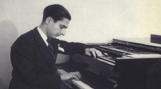 Premiera romanească a primului film în care apare Dinu Lipatti – la Muzeul Naţional George Enescu