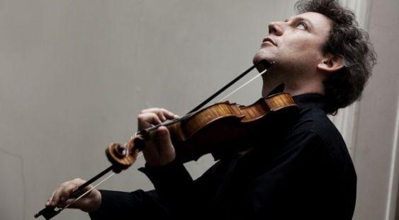 David Grimal cântă Schumann la Sala Radio