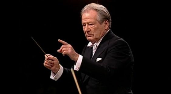 A murit dirijorul Sir Neville Marriner