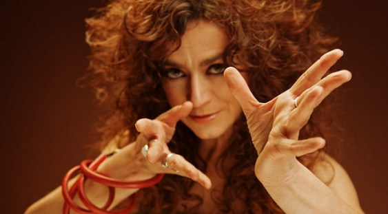 Cântăreața Carmen Paris concertează la Ateneul Român