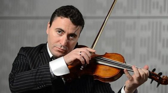 "Maxim Vengerov: ""Vin cu o surpriză, voi interpreta Sonata Nr. 3 de Enescu"""