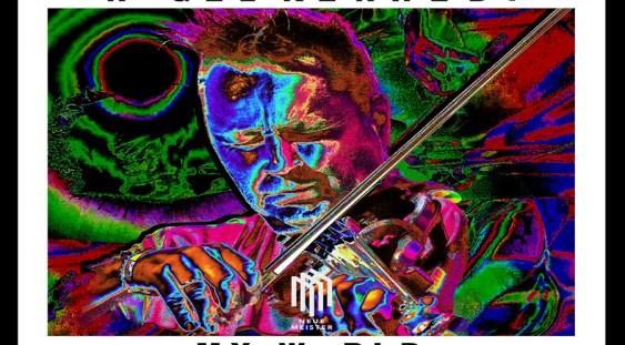 """Nigel Kennedy lansează """"My World"""" la Neue Meister/E-media, primul album de compoziții"""