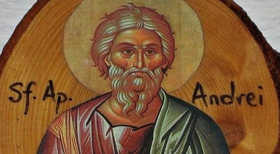 Cele mai vechi texte despre Apostolul Andrei