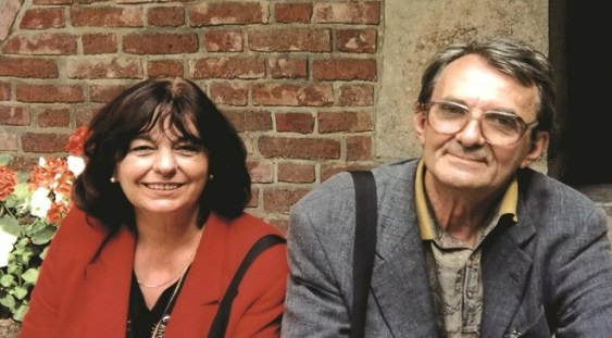 Scriitorul Romulus Rusan, soţul Anei Blandiana, a murit la vârsta de 81 de ani