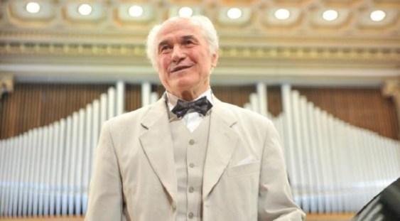 Albumul 'Marile succese' al compozitorului basarabean Eugen Doga, lansat la București