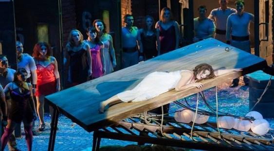 """LIVE: Spectacolul """"Lucia di Lamermoor"""", in direct pe site-ul Operei Naționale Bucuresti"""