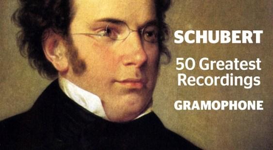Publicația Gramophone îl celebrează pe Schubert