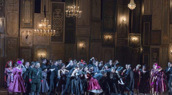 Week-end sub semnul lui Verdi