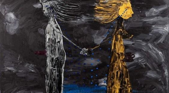 Ecaterina Vrana – prima pictoriţă din România prezentă cu o expoziţie personală la Armory Show din New York