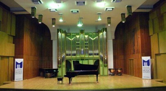 Stagiune de concerte la Universitatea Națională de Muzică din București