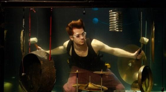 VIDEO: AquaSonic – proiectul unei trupe din Danemarca ce cântă în acvarii