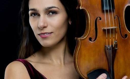 Recital Aida-Carmen Soanea – la Muzeului Naţional 'George Enescu'