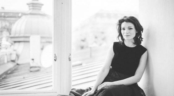 Pianista Cătălina Butcaru, de la Viena la Bucureşti