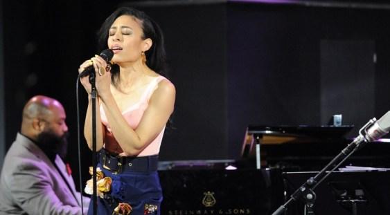 Candice Hoyes aduce emoția jazzului newyorkez la ARCUB
