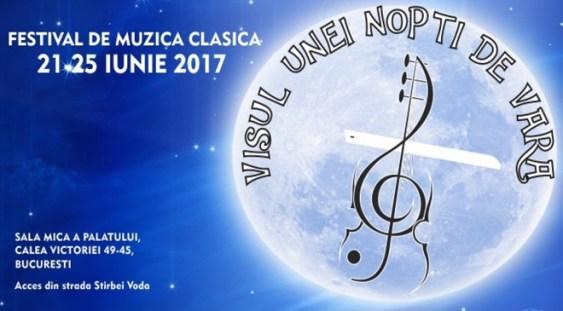 """Un nou festival la București – """"Visul unei nopți de vară"""""""