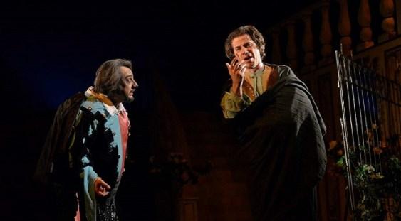 Baritonul George Petean cântă la Opera Regală din Londra