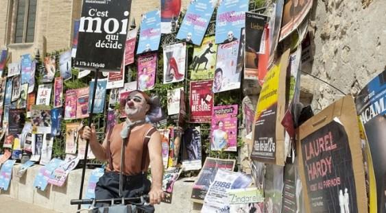 Patru spectacole după piese semnate de Matei Vişniec, la Festival Off d'Avignon