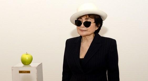 """Yoko Ono a fost recunoscută oficial în calitate de coautor al cântecului """"Imagine"""""""